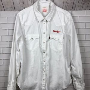 Levi's Topo Chico L/S Pearl Snap Shirt